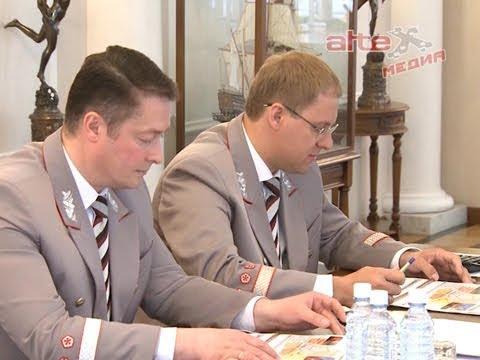 Губернатор Свердловской области провёл рабочую встречу с новым начальником СвЖД