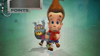Jimmy Neutron Boy Genius PC Game Bonus Parts