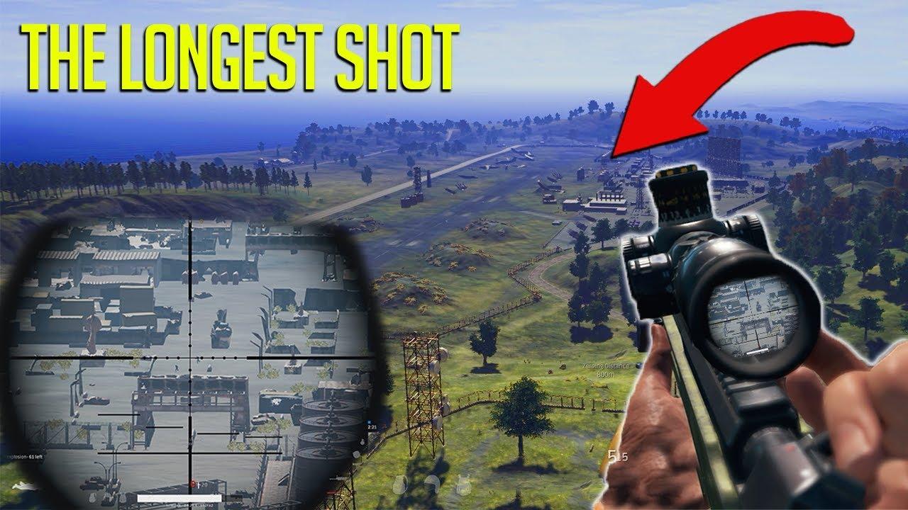 Longest Shot Pubg