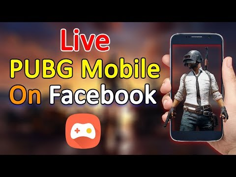 How To Live Stream PUBG Mobile On Facebook Or Youtube Bangla