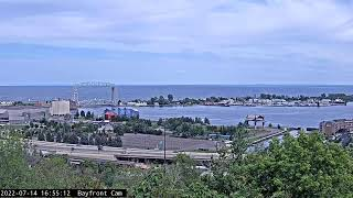 Preview of stream Duluth Bayfront Cam