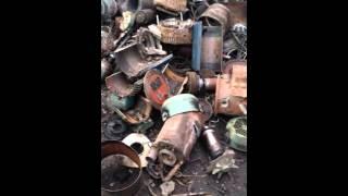 видео Скупка металлолома