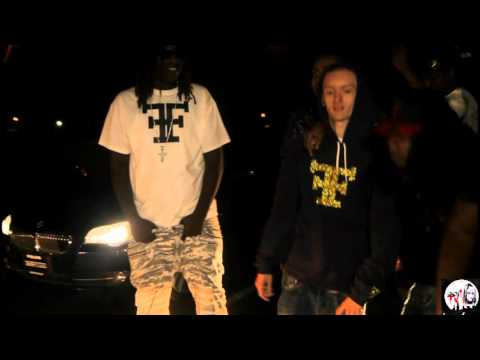 "Slim Jesus x King Yella x Killa Kellz x P Rico - ""Drill Time"" Remix (BTS) 