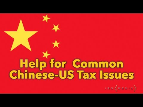 US/Chinese Expats: How to fix FATCA FBAR tax issues 🇨🇳