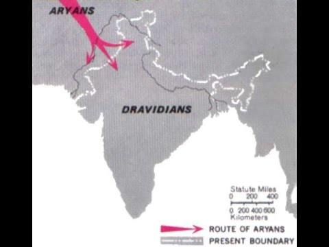 an introduction to the analysis of the indian society aryans and dravidians
