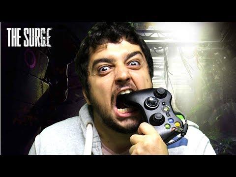 JOGO DIFICIL DE ROER!! - The Surge