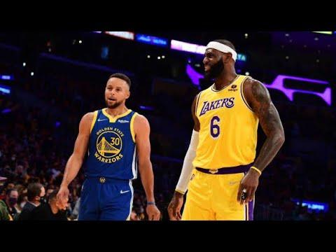 Golden State Warriors vs Los Angeles Lakers Full Game Highlights   October 19   2022 NBA Season
