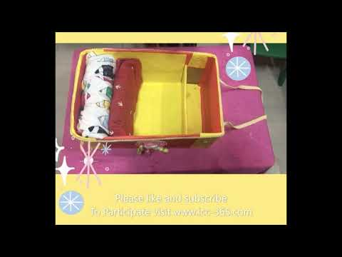 Cloths Organizer craft