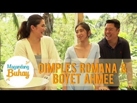 Dimples describes her 15-year relationship with Boyet | Magandang Buhay