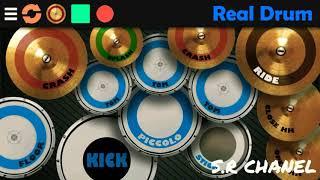 Taki Taki - DJ Snake, (Dear netizen) Reggae Cover SMVLL(Real Drum Cover)