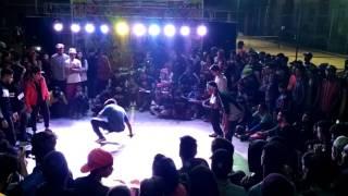 Firing shoes Crew vs Tandav Crew Qualifiers Round at Delhi Funk Circle 2016
