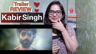 Kabir Singh Teaser REACTION | Kabir Singh Teaser REVIEW