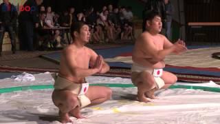 Открытый чемпионат Бишкека по сумо