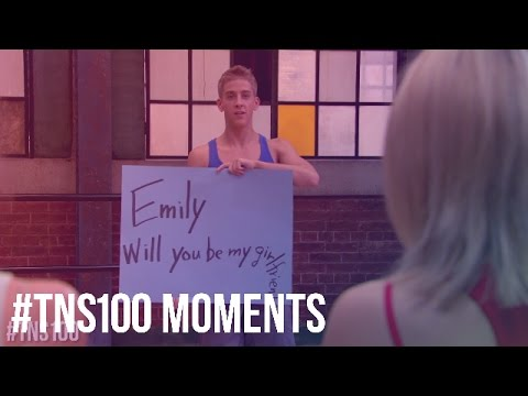#TNS100 Moments - 93. Eldon Grand Gesture for Emily