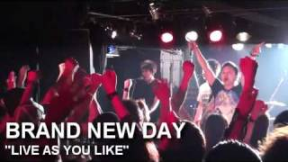 BRAND NEW DAY_LIVE AS YOU LIKE.