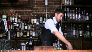 How To Make A Gimlet - Cocktail Tutorial - Cocktails U