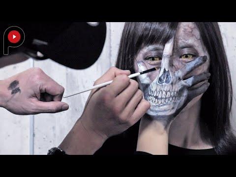 Amazing JIRO | Paint makeup beyond your wildest dreams