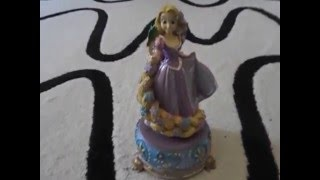 Disney Rapunzel Tangled Music Box Spieluhr [German]