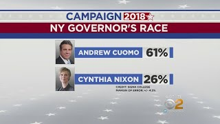 Does Tuesday's Primary Give Cynthia Nixon A Shot?