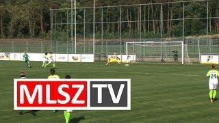 Haladás Viktória - FTC | 1-1 | JET-SOL Liga | 4. forduló | MLSZTV