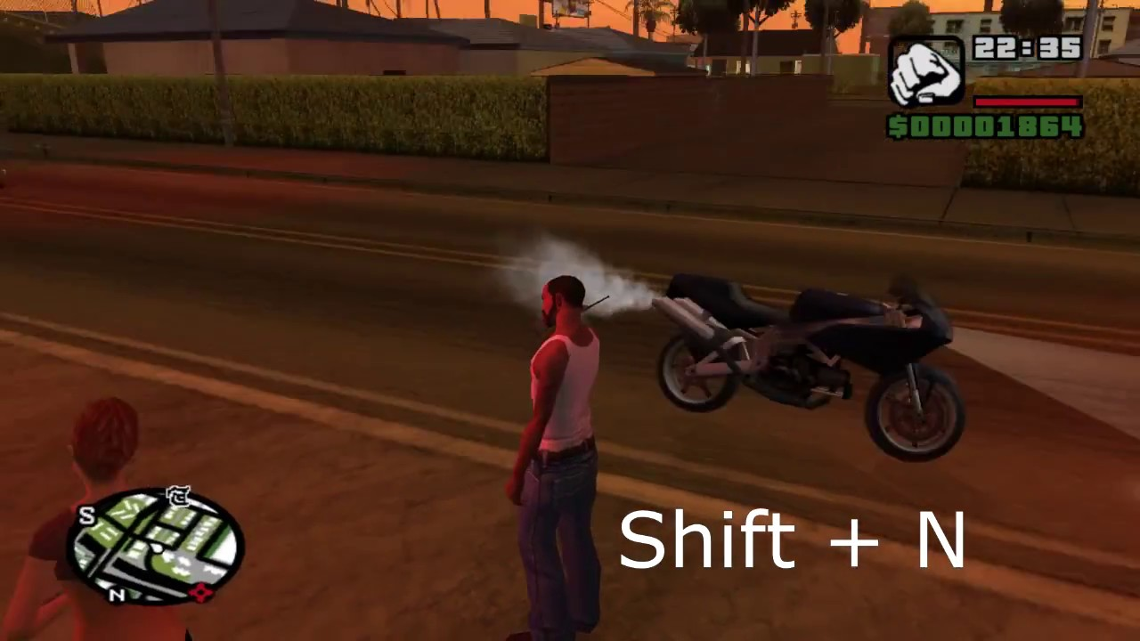 Gta san andreas   body guards   cleo   +[download link] youtube.