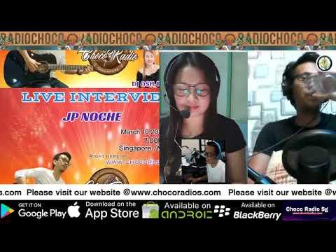 Choco Radio Exclusive - JP Noche Live