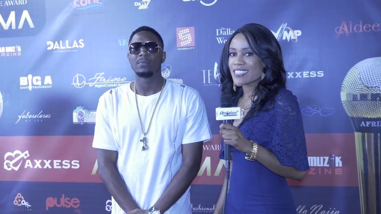 Download Afrodisiac TV Interview With Stanley Enow @ 2016 Afrimma Awards