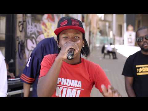 The Corner 2013 ft Sbuda P , Raz Rayz , Thuli Starks & Impropoe