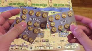 Board Game Reviews Ep #29: AMUN-RE