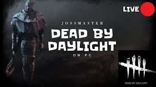 🔴DBD ON PC !🔴 !! LETS TRY AND ESCAPE THIS TIME! WITH FACE CAM !!!