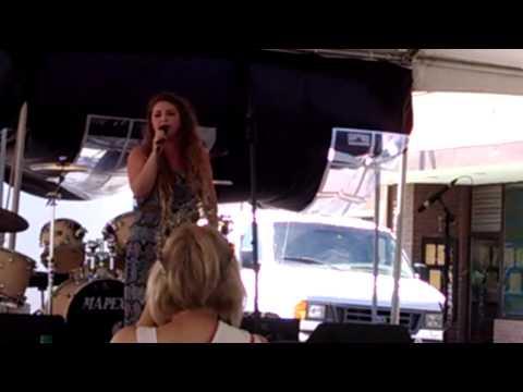 Mary Fox singing girl crush