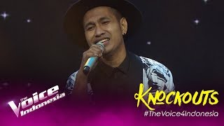 Tommy - Kini | Knockouts | The Voice Indonesia GTV 2019