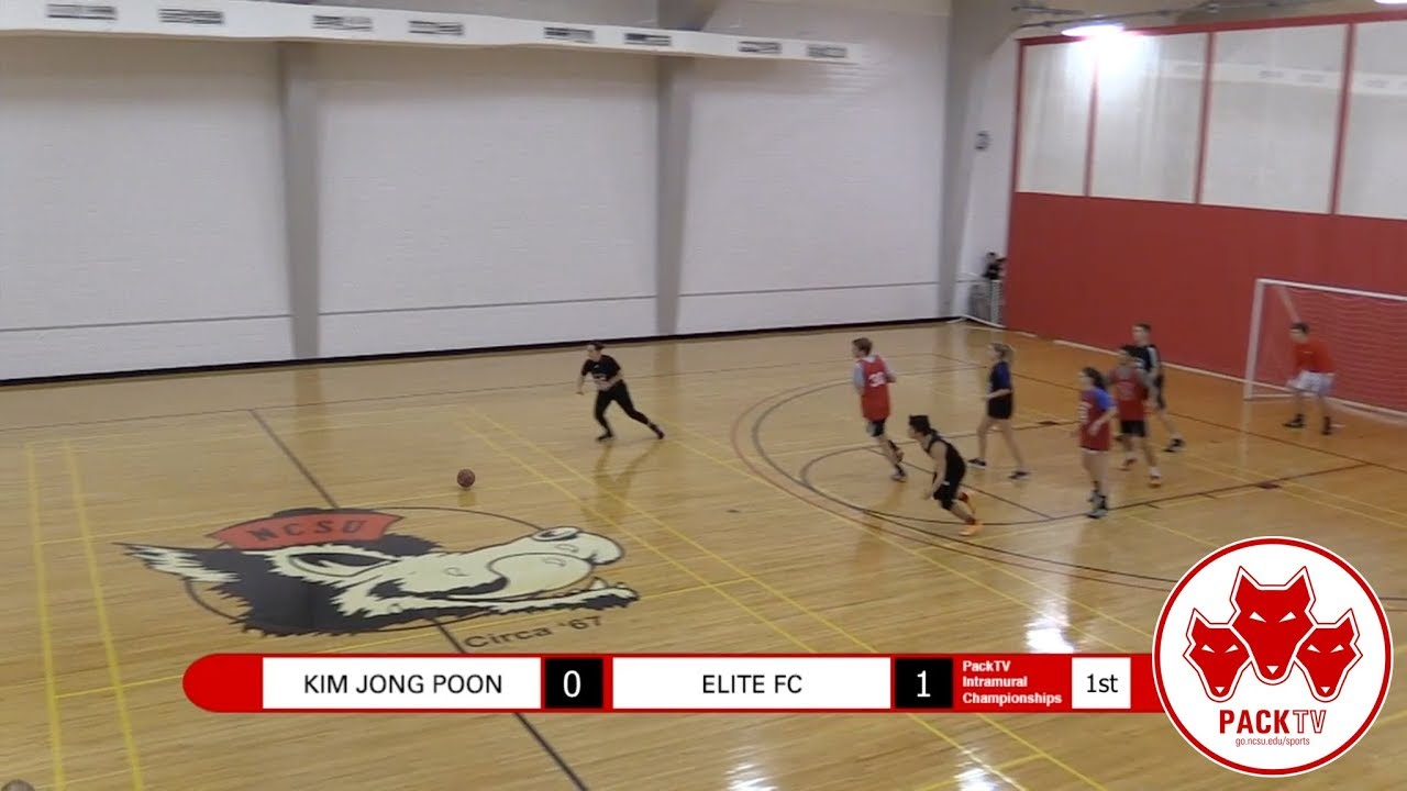 2017 Im Indoor Soccer Co Rec Championship Kim Jong Poon Vs Elite Fc November 30th