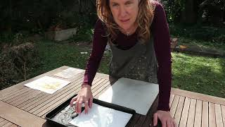 Make a Monotype with Nicole Kelly