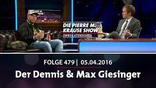 Pierre M. Krause Show vom 05.04.2016
