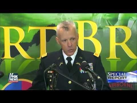 Bergdahl arraigned in military court in North Carolina