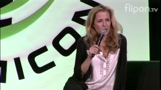 ECCC 2013: THE TRUTH IS IN HERE: GILLIAN ANDERSON