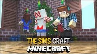 como baixar a casa do authenticGames e o modpack the sims craft