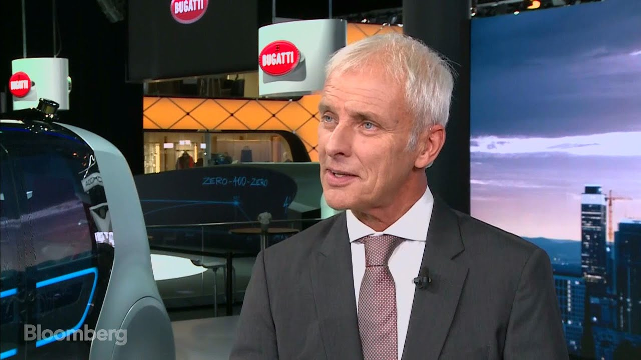 Volkswagen's new CEO: We've no plans yet to go it alone in China
