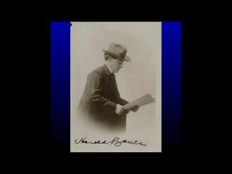 Saint-Saëns - Bauer: Piano Concerto No 2 in G Minor Op 22.  Harold Bauer 1917-1918 on Duo Art