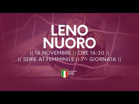 Serie A1F [7^]: Leno - Nuoro 20-18