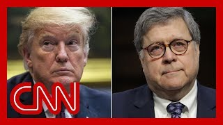 "Trump and Barr now acting like the ""deep state"" 