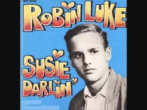 Robin Luke - Susie Darlin' (1958)