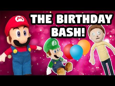 SML Parody: The Birthday Bash!
