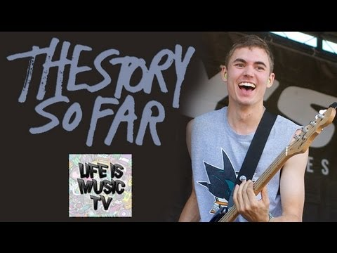 THE STORY SO FAR - LIFE IS MUSIC TV (interview)