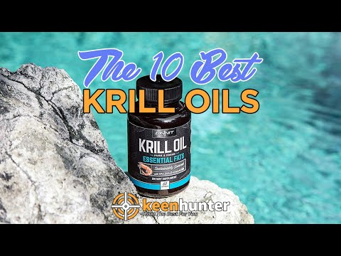 Krill Oil: Top 10 Best Krill Oils Video Reviews (2020 NEWEST)