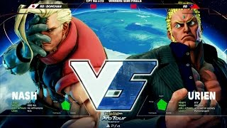 bonchan nash vs rb urien cpt north america last chance qualifier