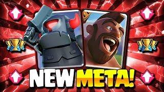 NEW META BEAST!! SURPRISE NEW HIGH POWER DECK = OP!!