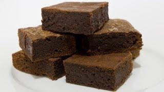 How To Make Chocolate Brownies - Video Recipe