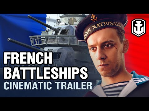Sneak Peek: French Battleships